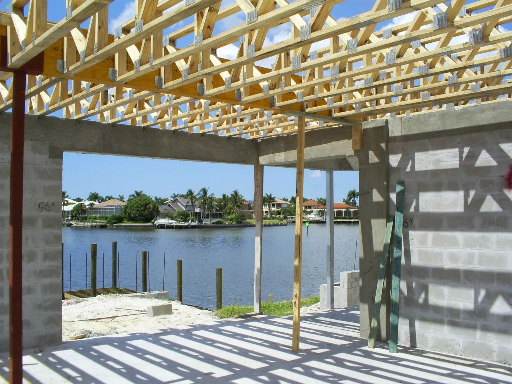 Home Builder Work In Marco Island